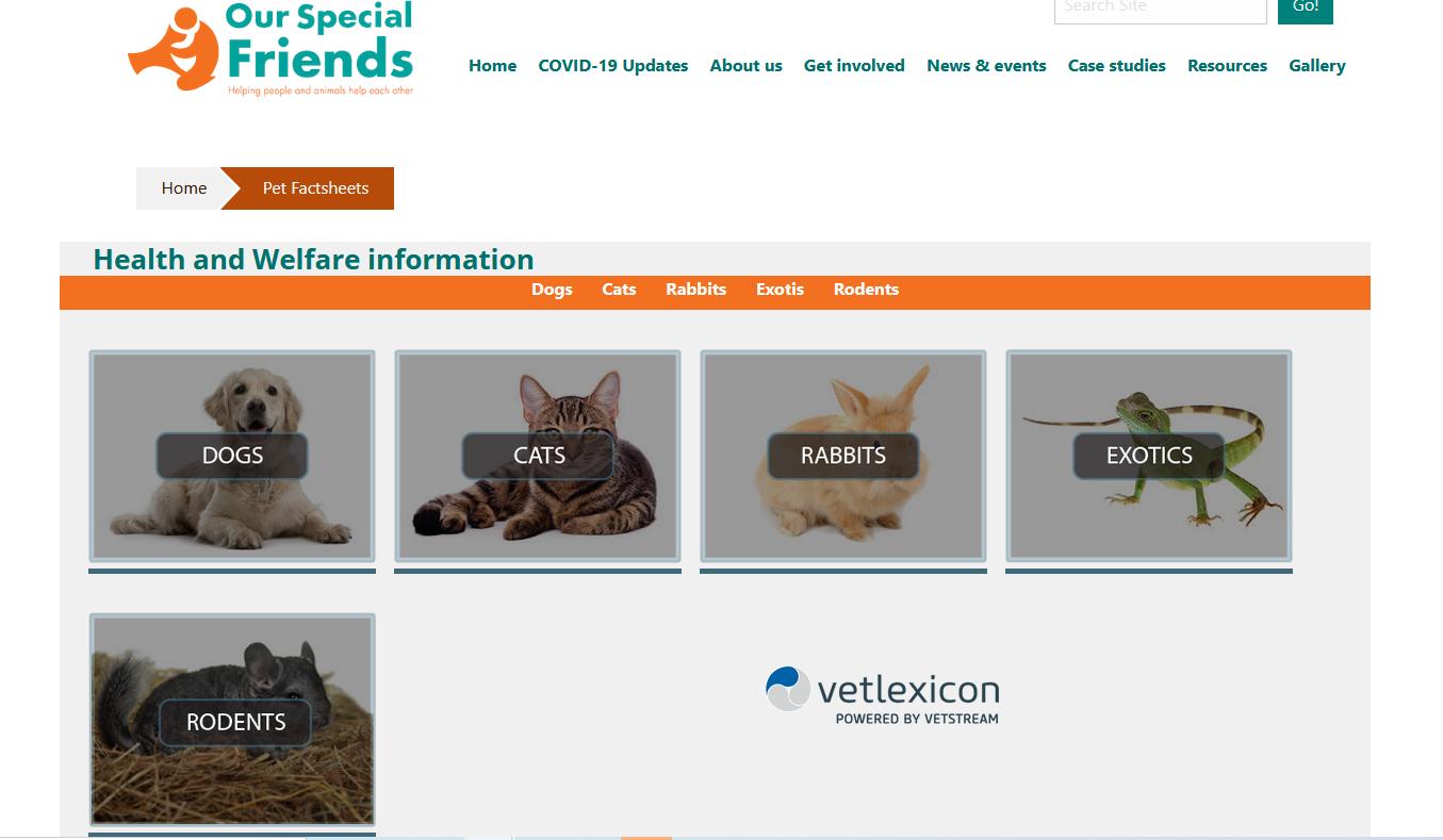 ourspecialfriends-vetlexicon